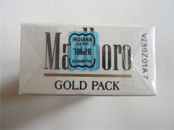 USA Marlboro Gold 100s Cigarettes 30 Cartons
