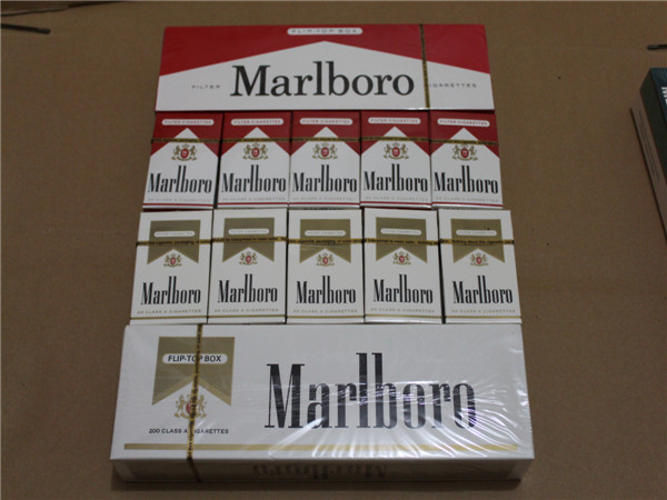 Competitive Marlboro Red 100s Cigarettes 100 Cartons
