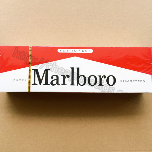 Cheap Marlboro Red Regular Cigarettes 10 Cartons