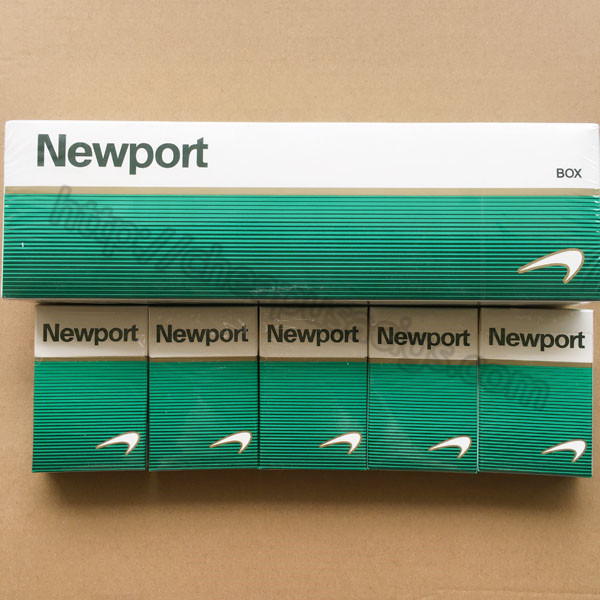 Hot Selling Newport Regular Cigarettes 100 Cartons